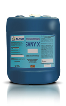 Biodegradable Degreaser SANY X » Alkon Industrial and Commercial Cleanup