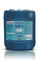 Detergente Biodegradável SANY X