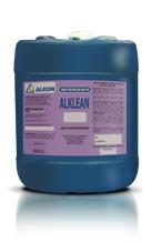 Detergente Industrial Biodegradável ALKLEAN 07 ALCALINO