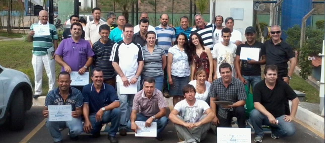 Alkon em projeto de reestruturação, desenvolvimento de pessoas e qualificação profissional